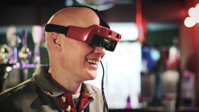 Let There Be Light: How AR Can Help the Visually Impaired